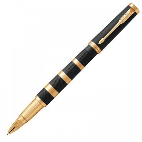 Ручка Parker (Паркер) 5th Ingenuity Large Black Rubber/Metal GT в Самаре