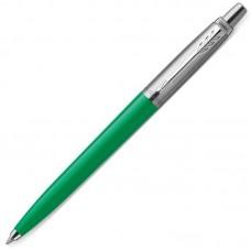 Шариковая ручка Parker (Паркер) Jotter Color Green M блистер