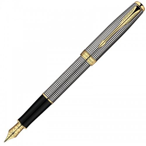 Перьевая ручка Parker (Паркер) Sonnet Cisele F 18К в Самаре