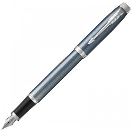 Перьевая ручка Parker (Паркер) IM Core Light Blue Grey CT F в Самаре