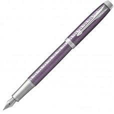 Перьевая ручка Parker (Паркер) IM Premium Dark Violet CT F