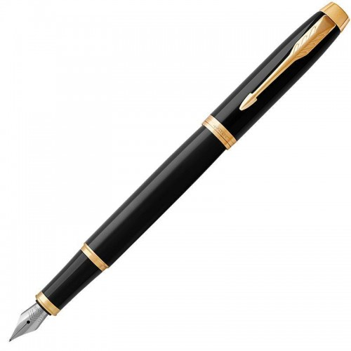 Перьевая ручка Parker (Паркер) IM Core Black GT F в Самаре