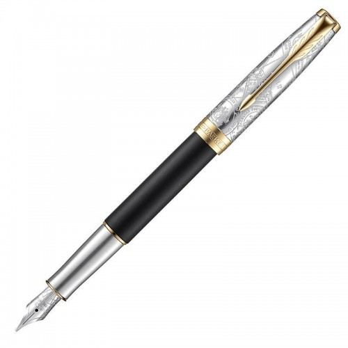 Перьевая ручка Parker (Паркер) Sonnet Special Edition Impression GT F в Самаре