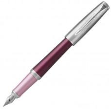 Перьевая ручка Parker (Паркер) Urban Premium Dark Pink CT F