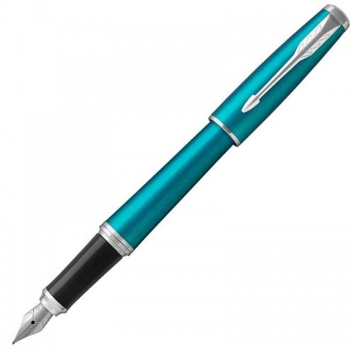 Перьевая ручка Parker (Паркер) Urban Vibrant Blue CT F в Самаре