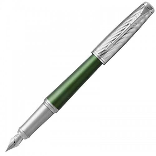Перьевая ручка Parker (Паркер) Urban Premium Green CT F в Самаре