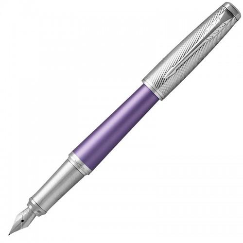 Перьевая ручка Parker (Паркер) Urban Premium Violet CT F в Самаре