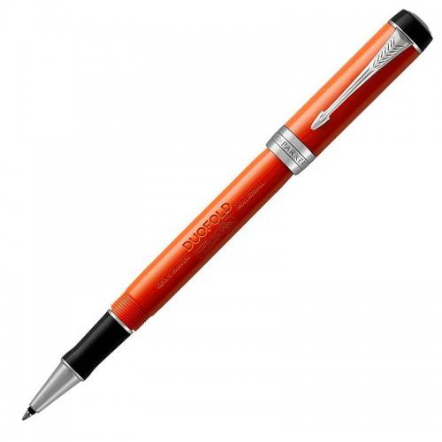 Ручка-роллер Parker (Паркер) Duofold Classic Big Red Vintage CT в Самаре