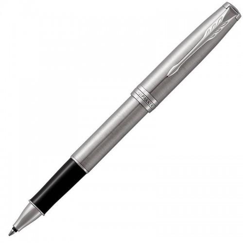 Ручка-роллер Parker (Паркер) Sonnet Core Stainless Steel CT в Самаре