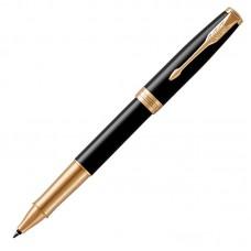 Ручка-роллер Parker (Паркер) Sonnet Core Black Lacquer GT