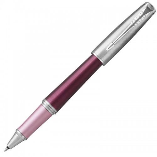 Ручка-роллер Parker (Паркер) Urban Premium Dark Pink CT в Самаре
