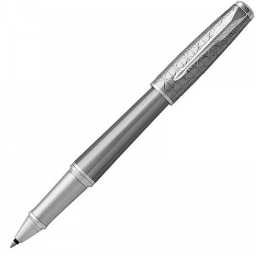 Ручка-роллер Parker (Паркер) Urban Premium Silvered Powder CT в Самаре