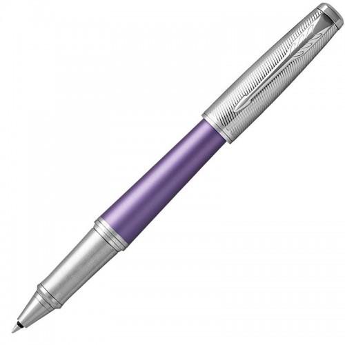 Ручка-роллер Parker (Паркер) Urban Premium Violet CT в Самаре