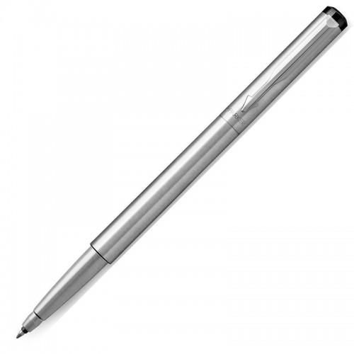 Ручка-роллер Parker (Паркер) Vector Standard Stainless Steel CT в Самаре