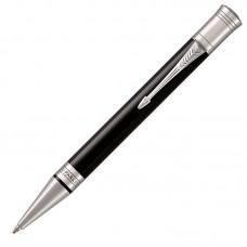 Шариковая ручка Parker (Паркер) Duofold Classic Black CT