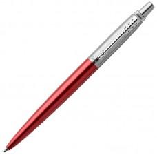 Шариковая ручка Parker (Паркер) Jotter Gel Core Kensington Red CT с гелевым стержнем