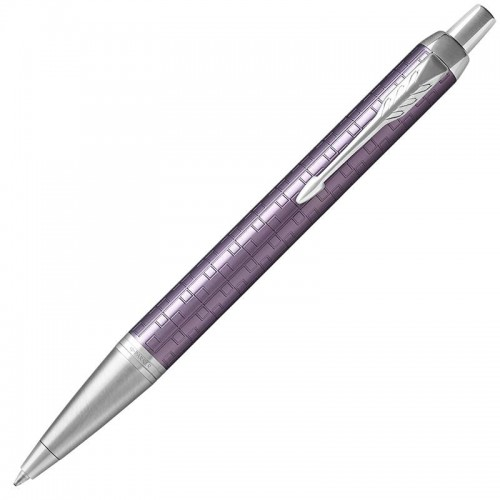 Шариковая ручка Parker (Паркер) IM Premium Dark Violet CT в Самаре