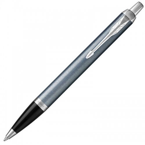 Шариковая ручка Parker (Паркер) IM Core Light Blue Grey CT в Самаре