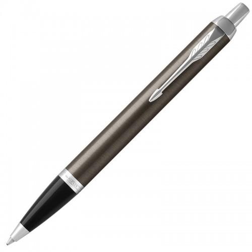 Шариковая ручка Parker (Паркер) IM Core Dark Espresso CT в Самаре