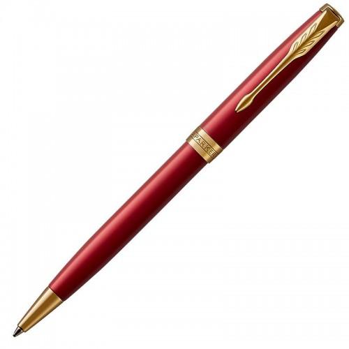 Шариковая ручка Parker (Паркер) Sonnet Core Red Lacquer GT в Самаре