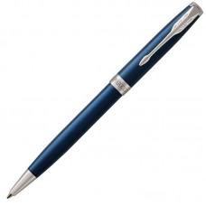 Шариковая ручка Parker (Паркер) Sonnet Core Blue Lacquer CT