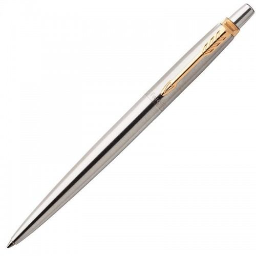 Шариковая ручка Parker (Паркер) Jotter Core Stainless Steel GT в Самаре