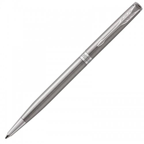 Шариковая ручка Parker (Паркер) Sonnet Core Slim Stainless Steel CT в Самаре
